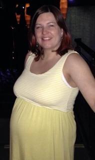 Vicky Fraser Pregnancy
